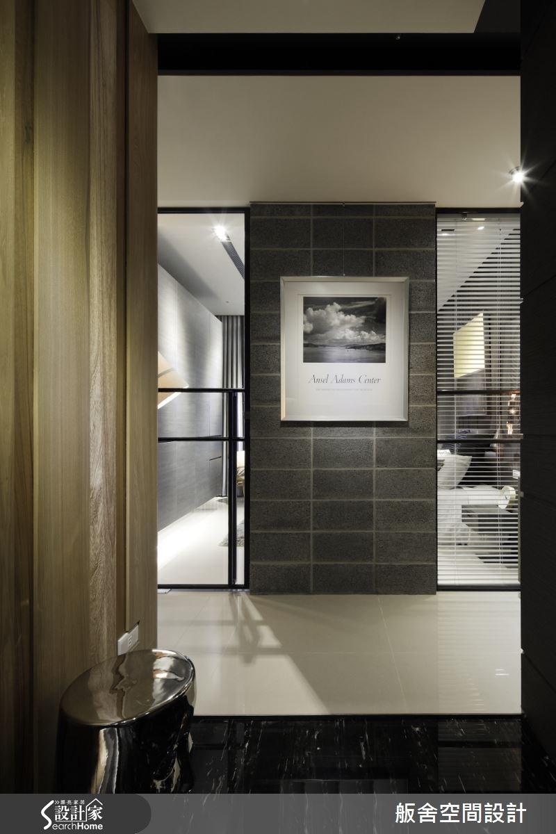 40坪新成屋(5年以下)_混搭風玄關案例圖片_舨舍空間設計有限公司_舨舍_20之1