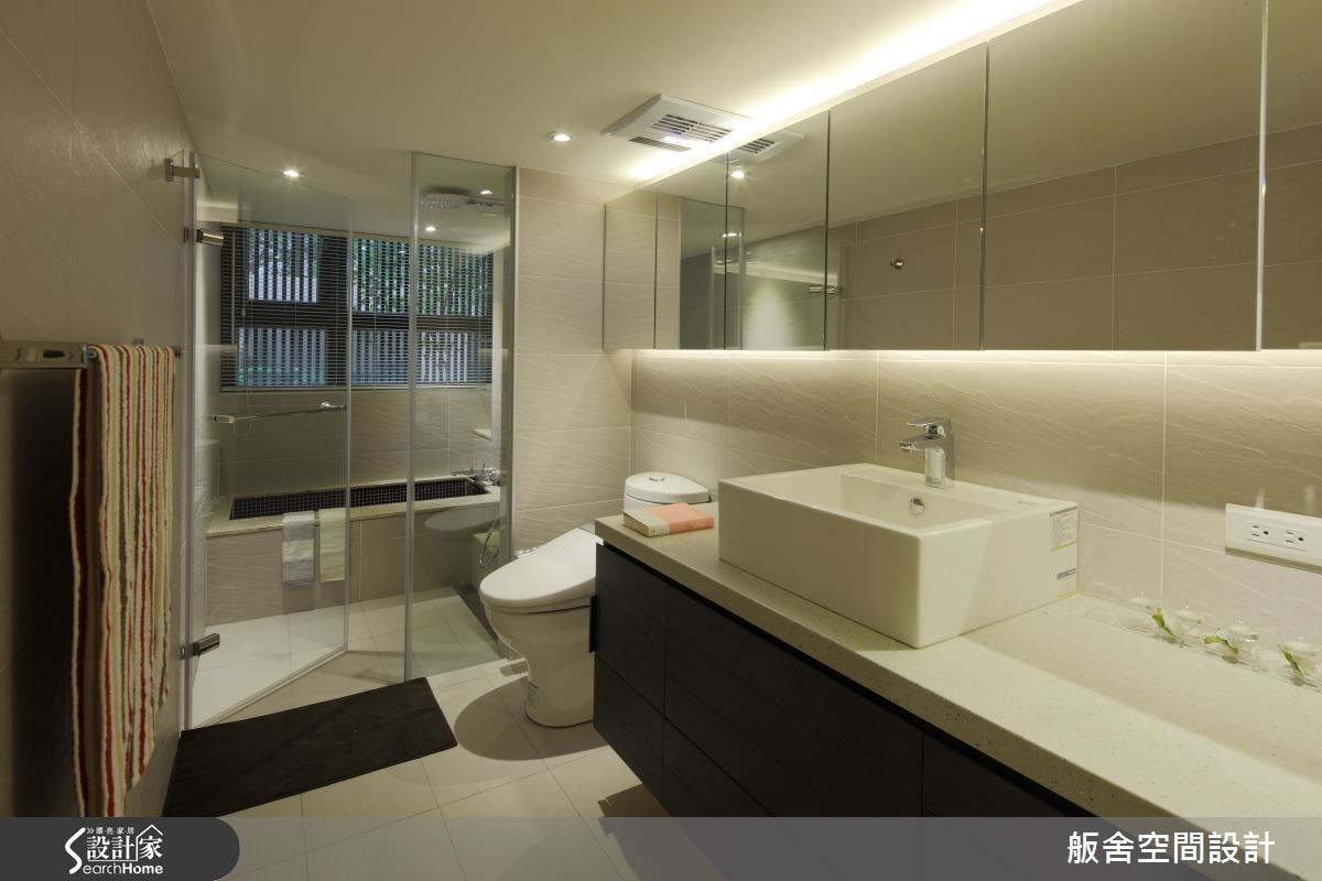 50坪中古屋(5~15年)_混搭風浴室案例圖片_舨舍空間設計有限公司_舨舍_22之12