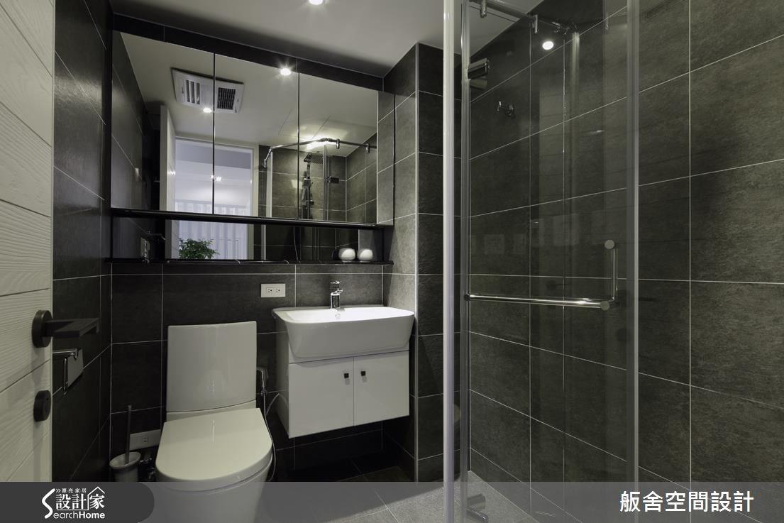 21坪老屋(16~30年)_北歐風浴室案例圖片_舨舍空間設計有限公司_舨舍_28之13