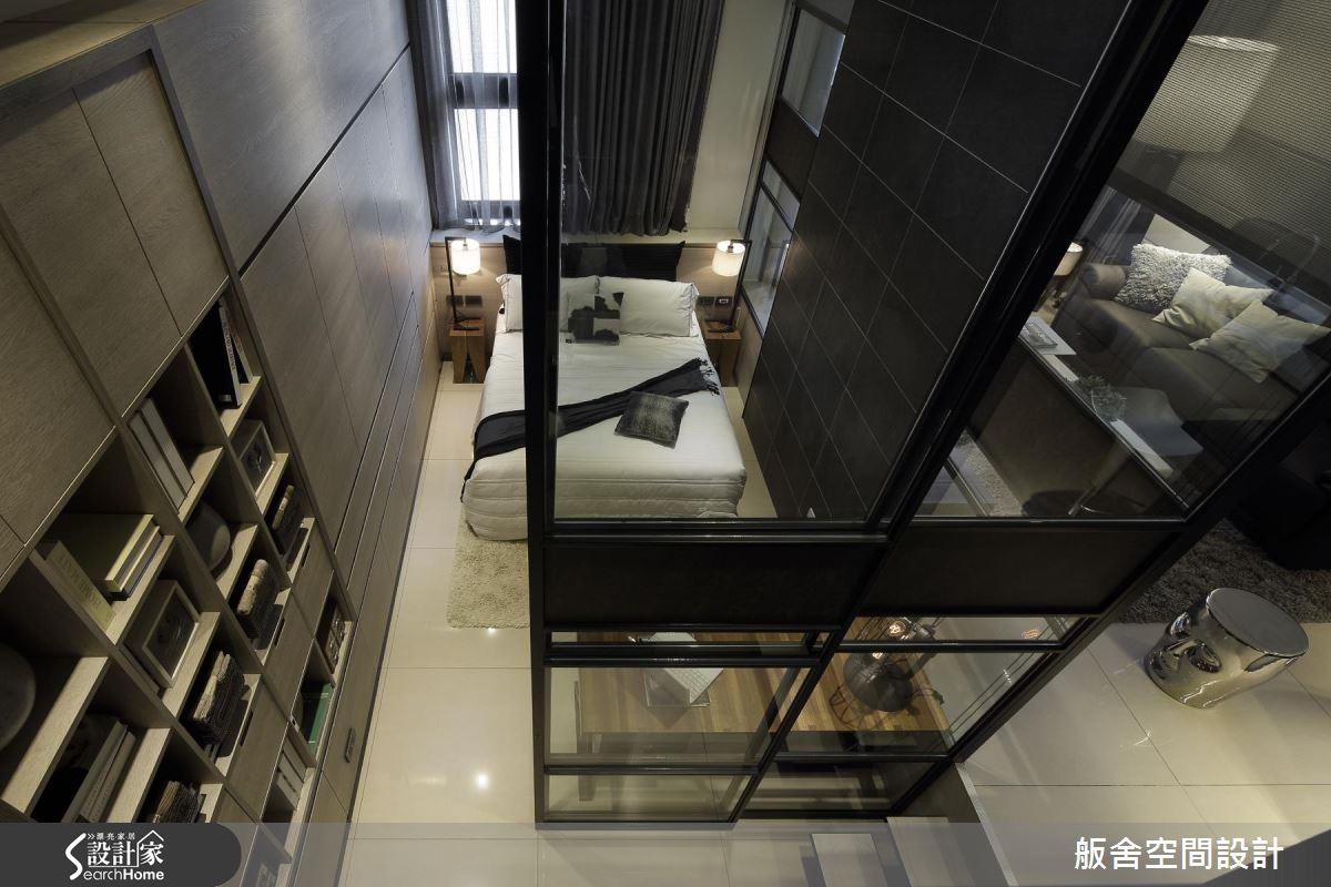 14 坪也能實現精品豪宅夢! 現代風新婚宅的複合機能規劃