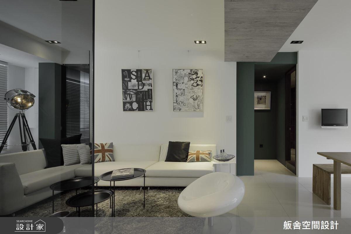 21坪老屋(16~30年)_簡約風客廳案例圖片_舨舍空間設計有限公司_舨舍_40之2