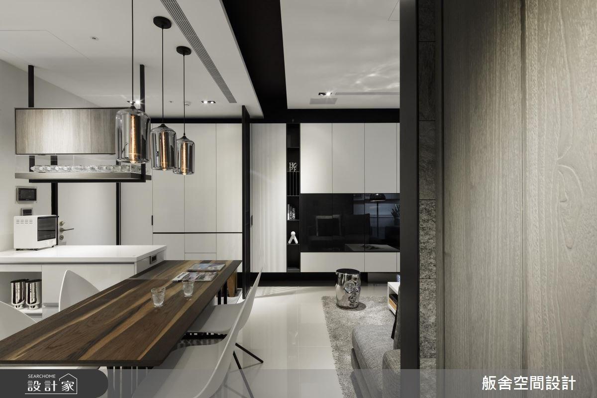 28坪預售屋_現代風餐廳案例圖片_舨舍空間設計有限公司_舨舍_45之2