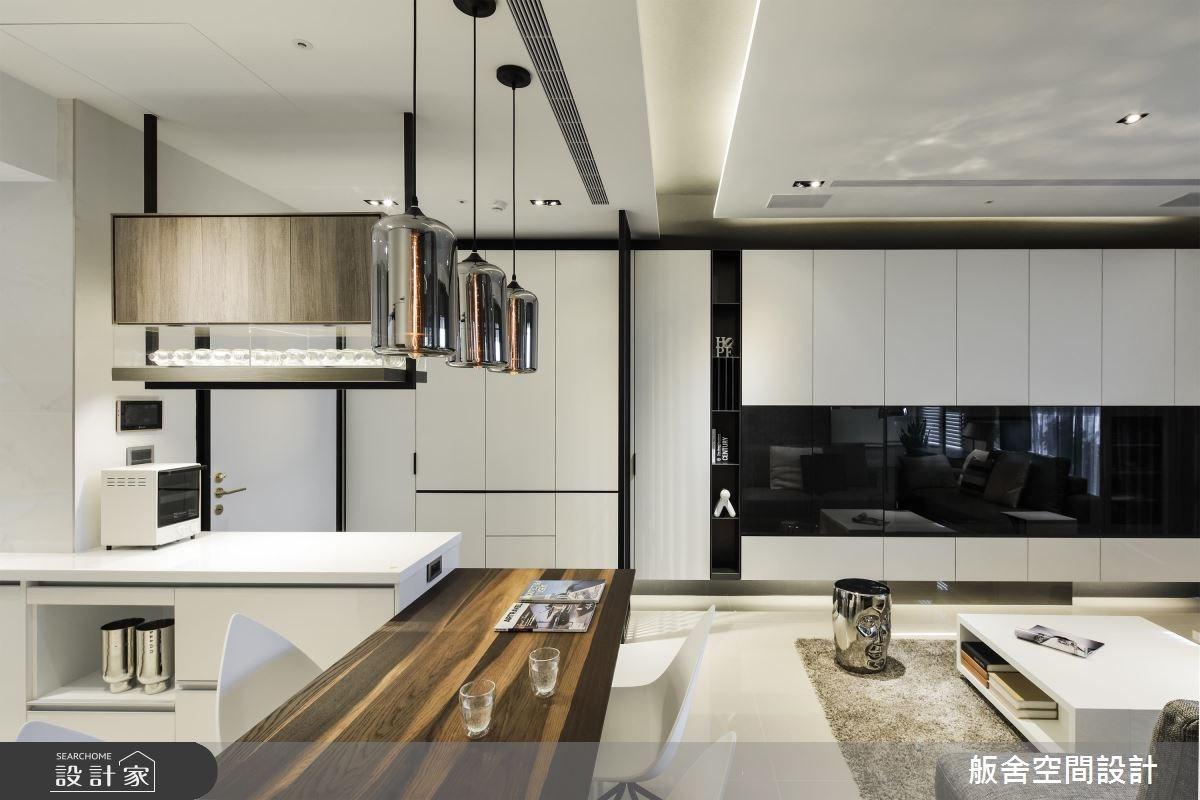 28坪預售屋_現代風餐廳案例圖片_舨舍空間設計有限公司_舨舍_45之3