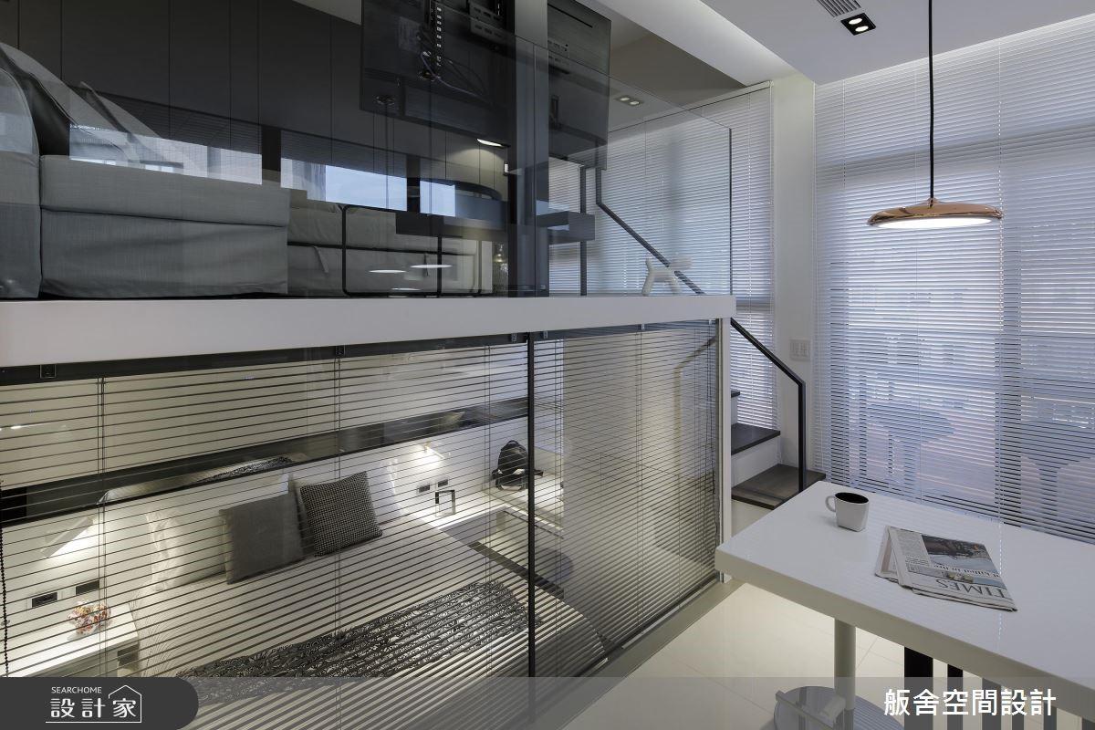 20坪新成屋(5年以下)_現代風餐廳臥室案例圖片_舨舍空間設計有限公司_舨舍_49之2