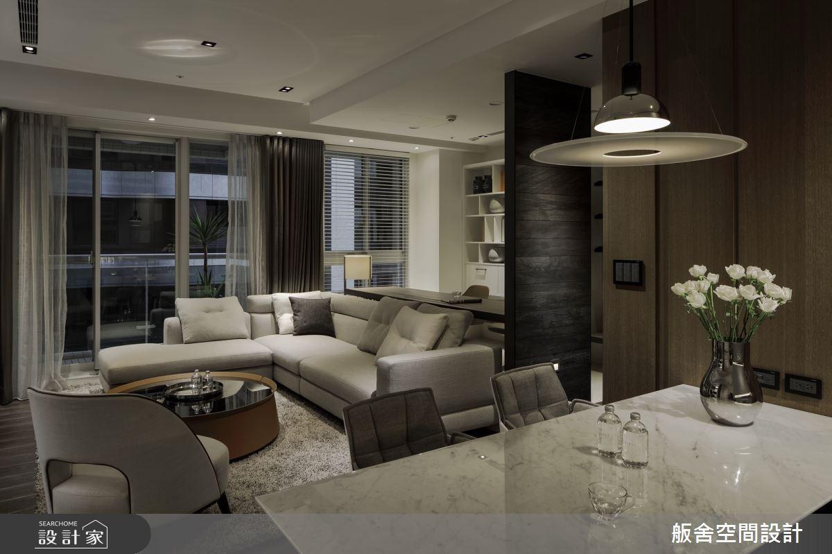 新成屋(5年以下)_現代風客廳餐廳案例圖片_舨舍空間設計有限公司_舨舍_53之1