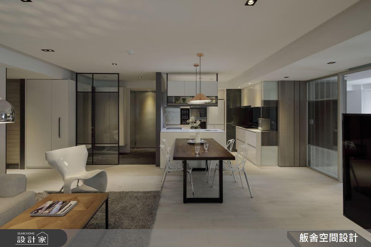 32坪老屋(16~30年)_現代風餐廳案例圖片_舨舍空間設計有限公司_舨舍_55之2