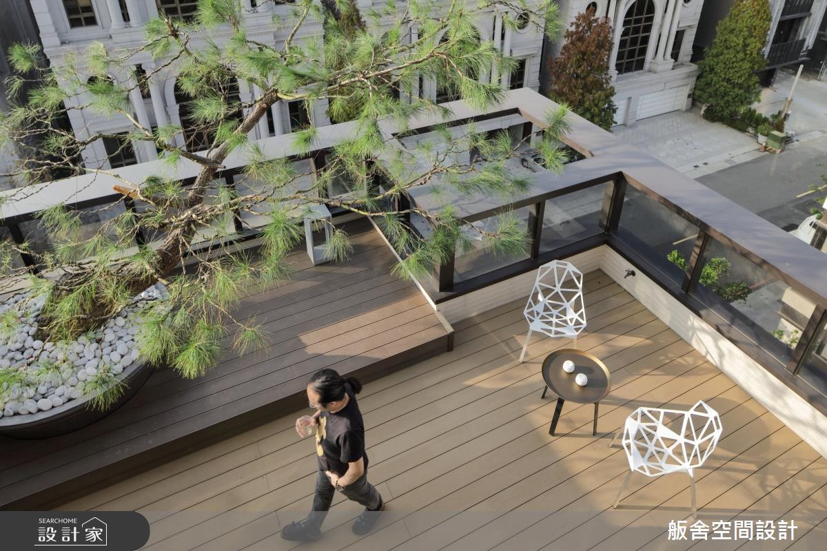 115坪新成屋(5年以下)_現代風陽台案例圖片_舨舍空間設計有限公司_舨舍_56之27