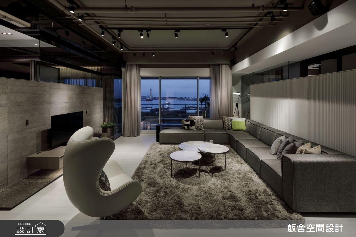 50坪新成屋(5年以下)_現代風客廳案例圖片_舨舍空間設計有限公司_舨舍_59之4