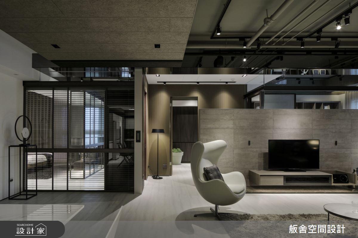 50坪新成屋(5年以下)_現代風客廳案例圖片_舨舍空間設計有限公司_舨舍_59之9