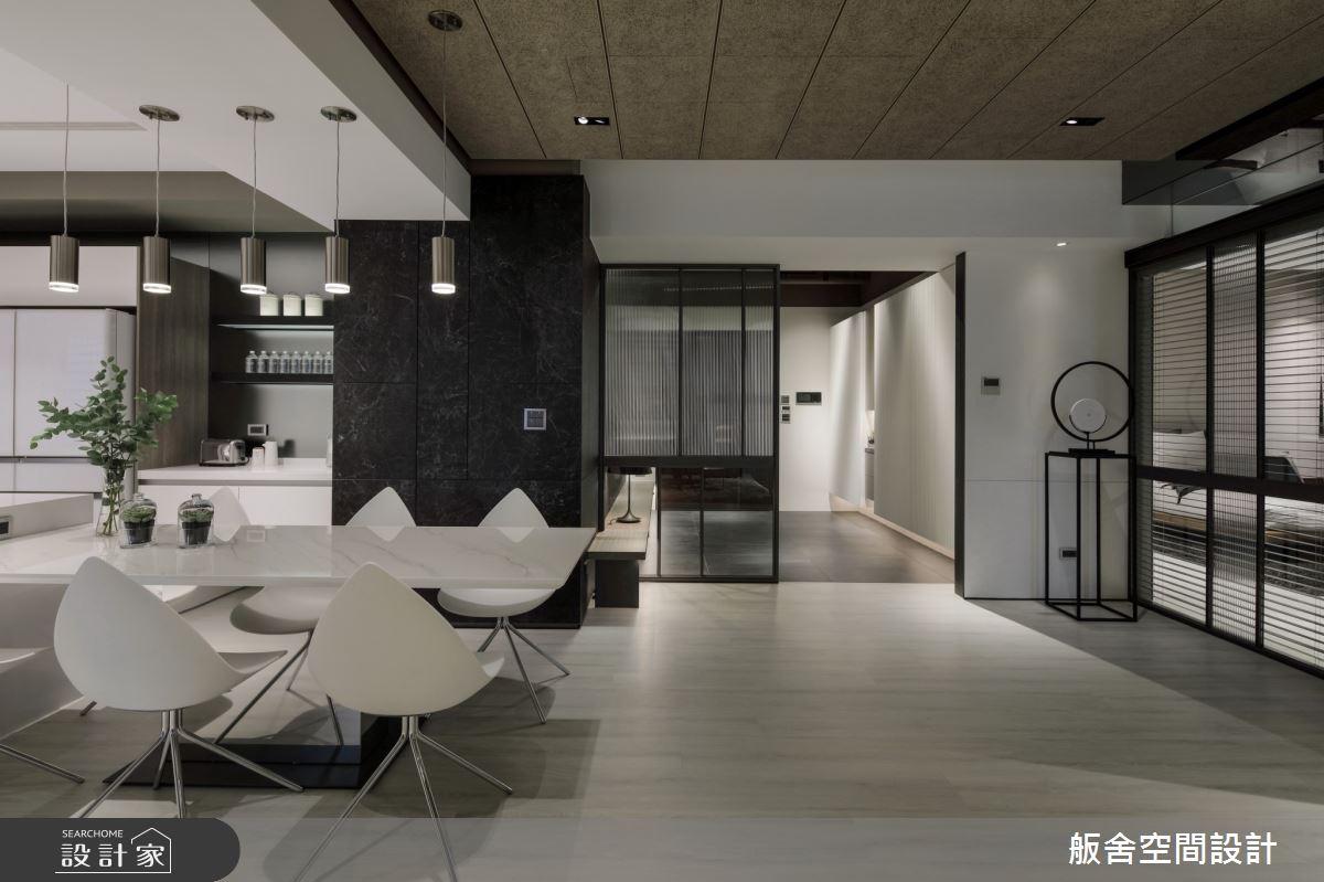 50坪新成屋(5年以下)_現代風餐廳案例圖片_舨舍空間設計有限公司_舨舍_59之13