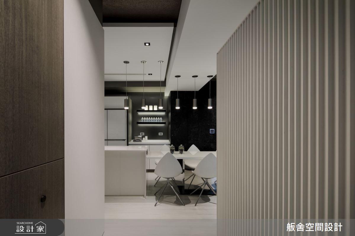 50坪新成屋(5年以下)_現代風餐廳吧檯案例圖片_舨舍空間設計有限公司_舨舍_59之16