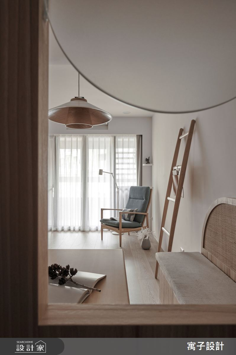 30坪老屋(16~30年)_休閒多元風案例圖片_寓子設計_寓子_縷縷之2