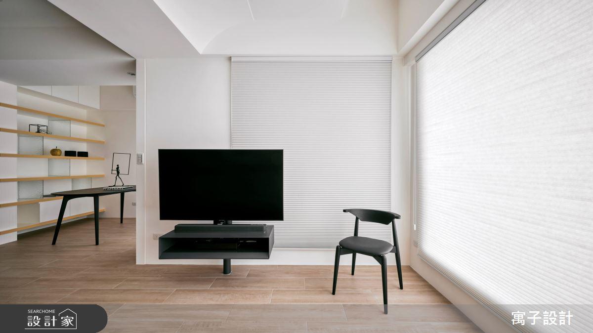 25坪新成屋(5年以下)_北歐風餐廳案例圖片_寓子設計_寓子_85㎡之2