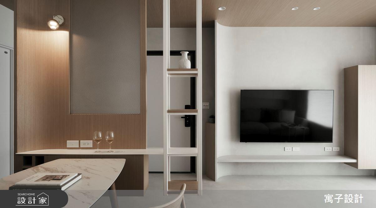 36坪新成屋(5年以下)_北歐風案例圖片_寓子設計_寓子_浮雲之9