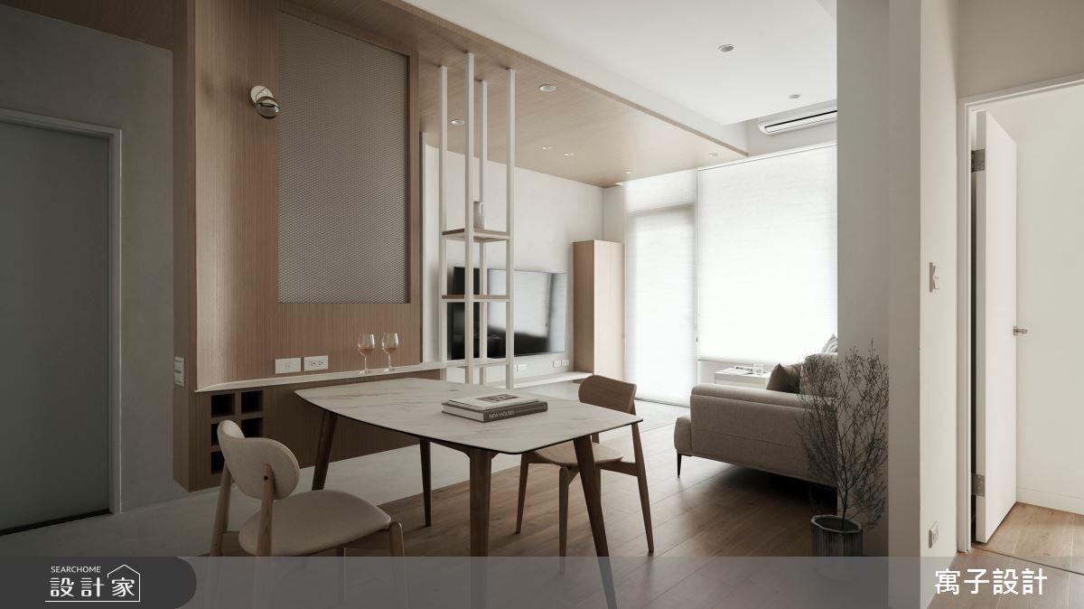36坪新成屋(5年以下)_北歐風案例圖片_寓子設計_寓子_浮雲之7