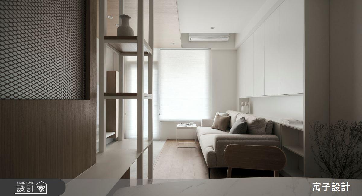 36坪新成屋(5年以下)_北歐風案例圖片_寓子設計_寓子_浮雲之2