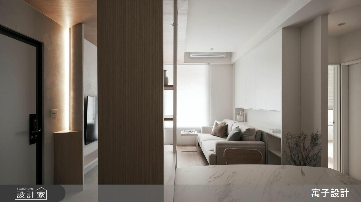 36坪新成屋(5年以下)_北歐風案例圖片_寓子設計_寓子_浮雲之6