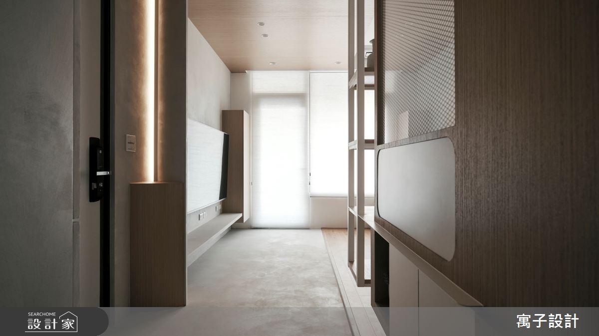 36坪新成屋(5年以下)_北歐風案例圖片_寓子設計_寓子_浮雲之1