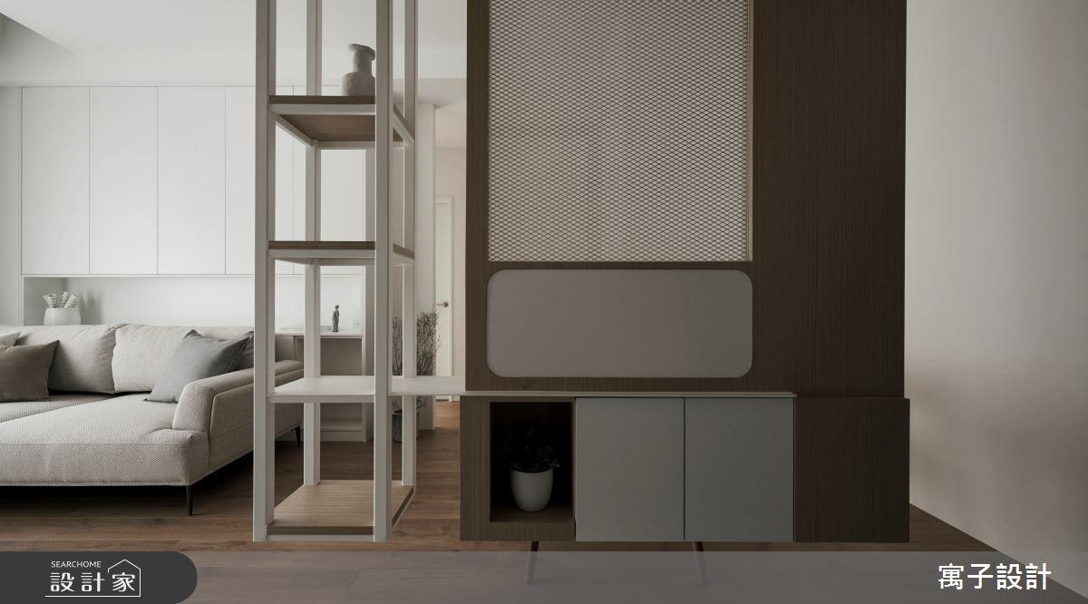 36坪新成屋(5年以下)_北歐風案例圖片_寓子設計_寓子_浮雲之3