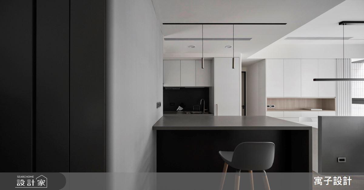 25坪新成屋(5年以下)_北歐風案例圖片_寓子設計_寓子_C大調之3