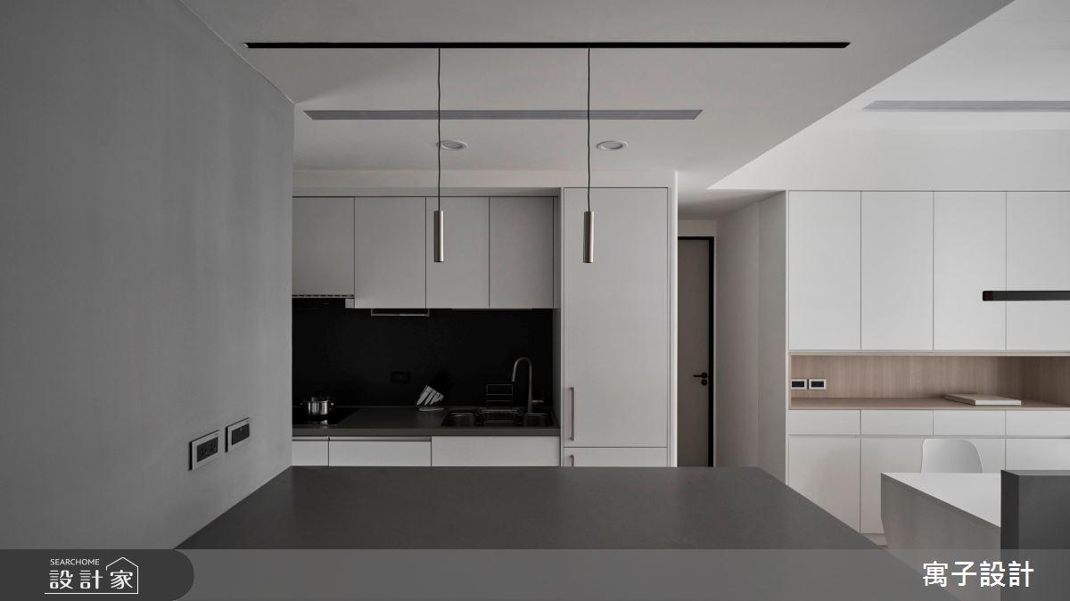 25坪新成屋(5年以下)_北歐風案例圖片_寓子設計_寓子_C大調之4
