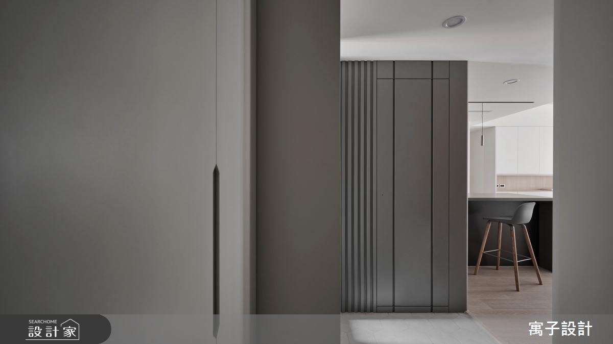 25坪新成屋(5年以下)_北歐風案例圖片_寓子設計_寓子_C大調之1