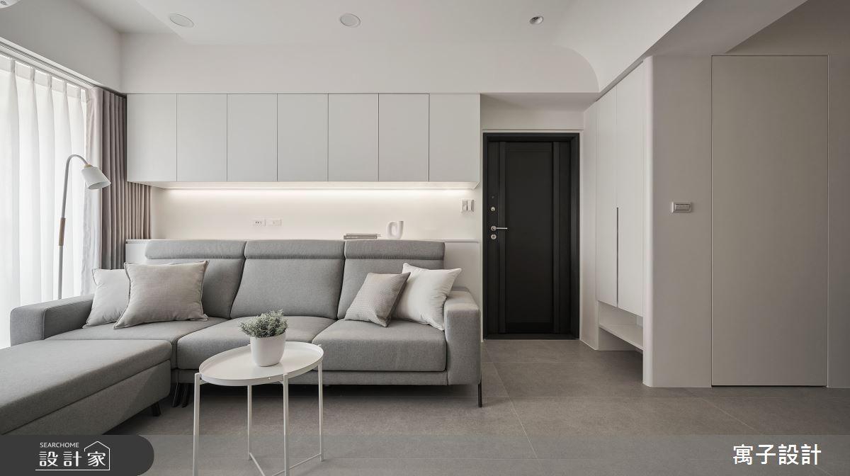 40坪老屋(16~30年)_北歐風案例圖片_寓子設計_寓子_生活有行-凝聚之3