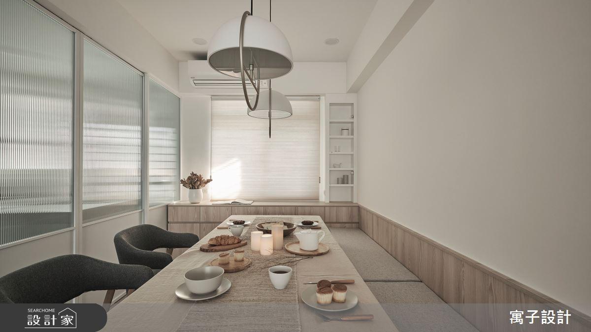 40坪老屋(16~30年)_北歐風案例圖片_寓子設計_寓子_生活有行-凝聚之6