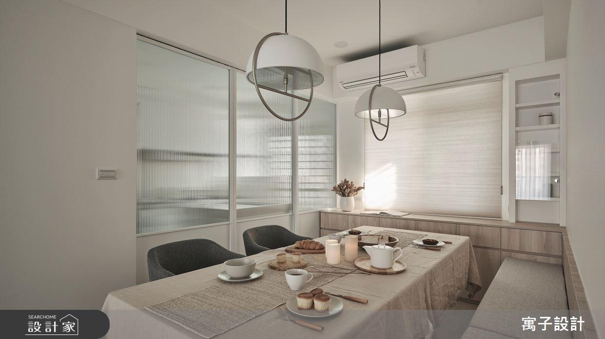 40坪老屋(16~30年)_北歐風案例圖片_寓子設計_寓子_生活有行-凝聚之7