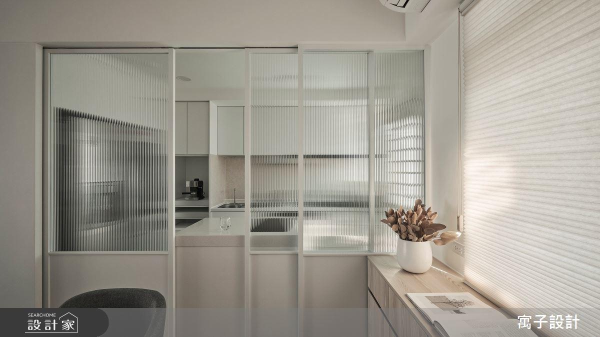 40坪老屋(16~30年)_北歐風案例圖片_寓子設計_寓子_生活有行-凝聚之9