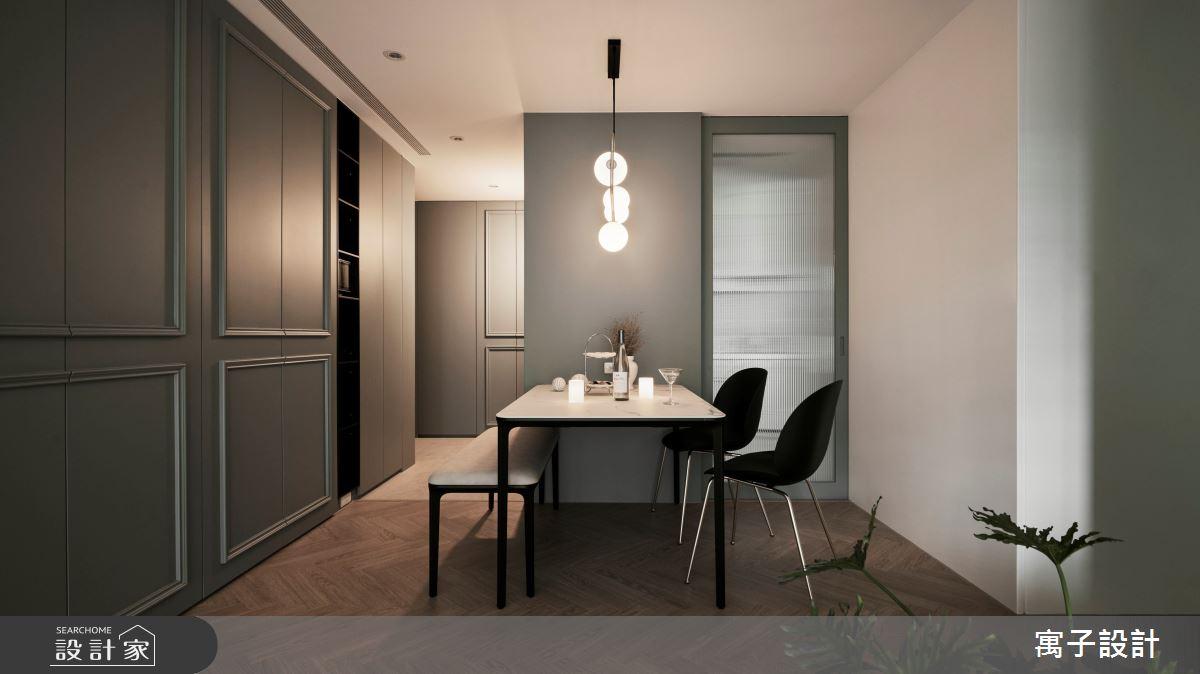 30坪新成屋(5年以下)_美式風案例圖片_寓子設計_寓子_Olive tree之13