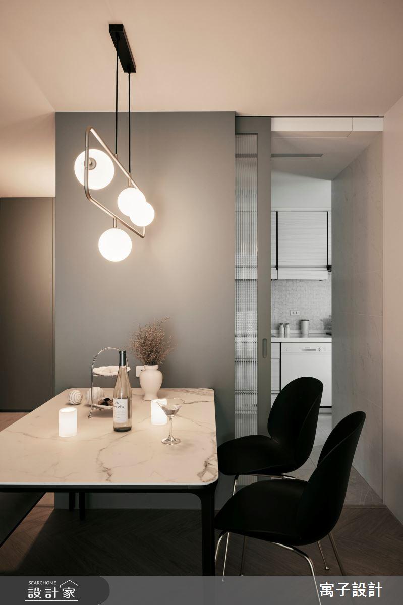 30坪新成屋(5年以下)_美式風案例圖片_寓子設計_寓子_Olive tree之15