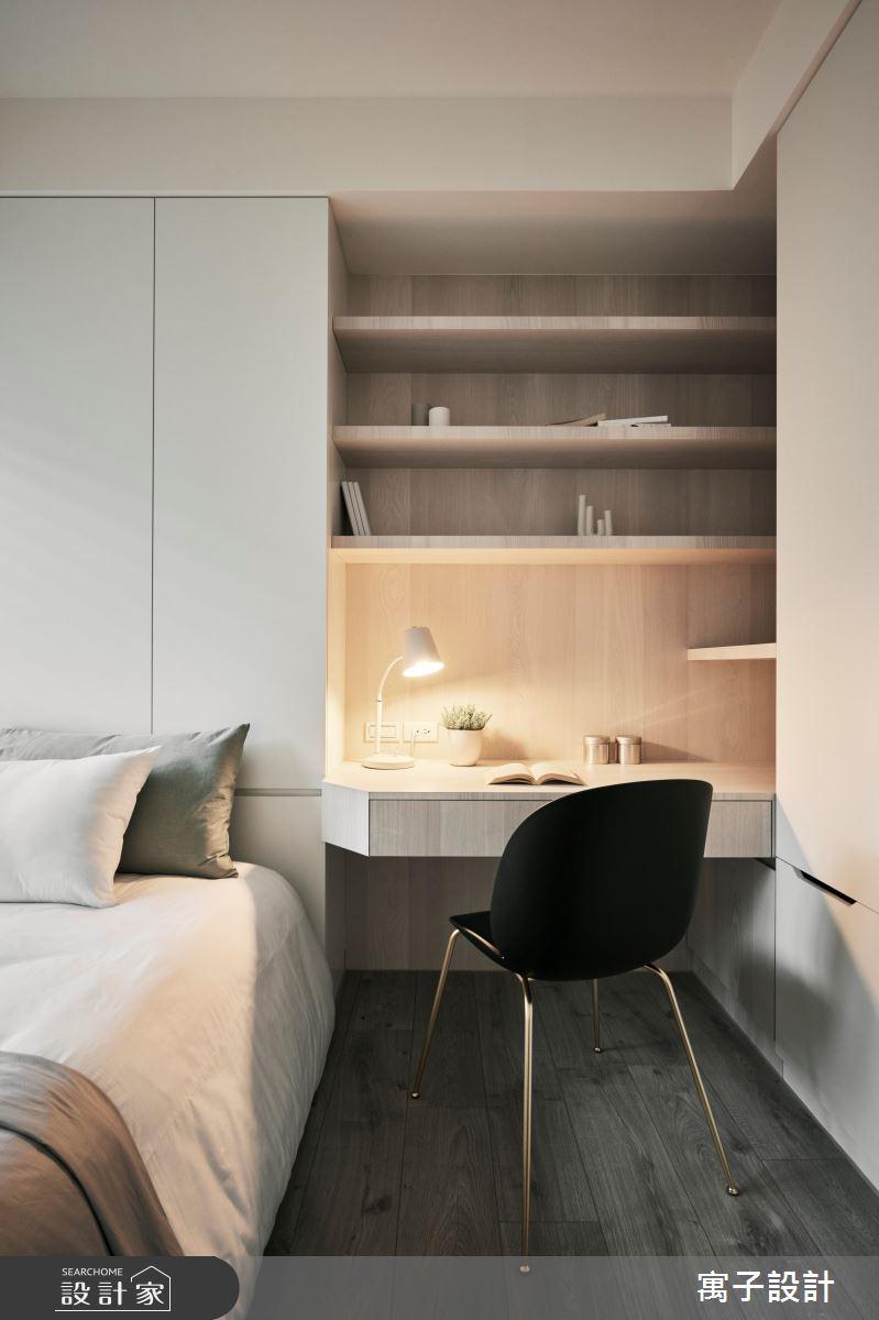 30坪新成屋(5年以下)_美式風案例圖片_寓子設計_寓子_Olive tree之19
