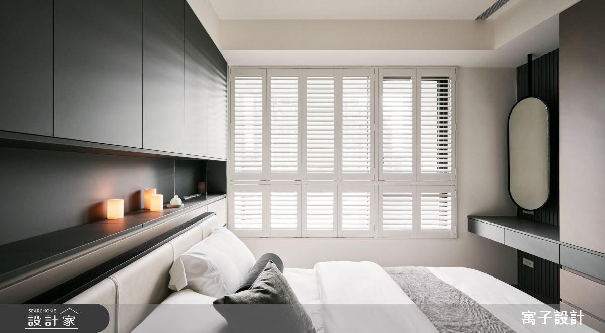 30坪新成屋(5年以下)_美式風案例圖片_寓子設計_寓子_Olive tree之16