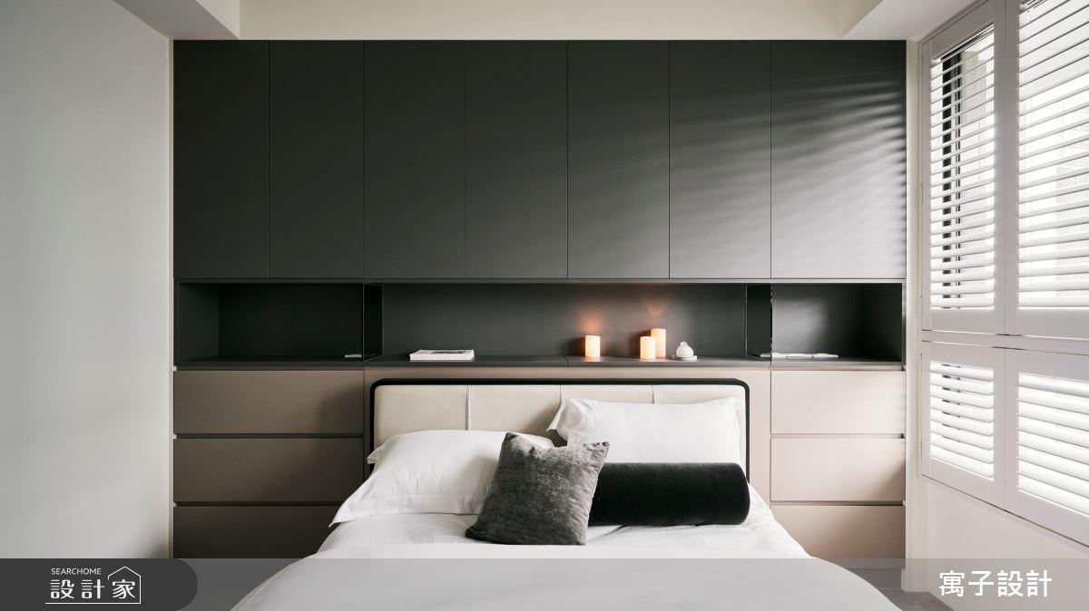 30坪新成屋(5年以下)_美式風案例圖片_寓子設計_寓子_Olive tree之17