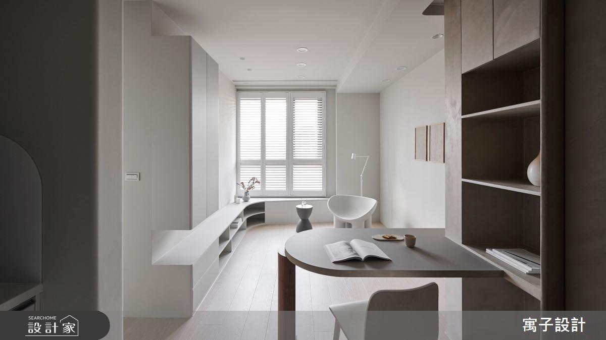 15坪新成屋(5年以下)_北歐風案例圖片_寓子設計_寓子_萌生之2
