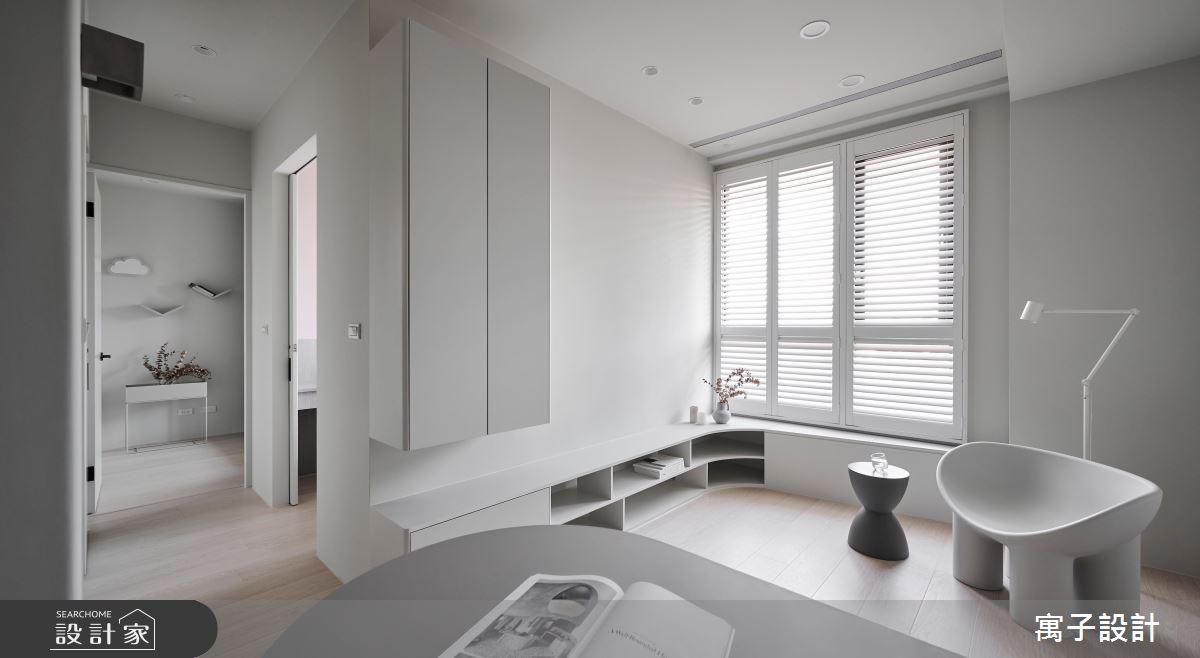 15坪新成屋(5年以下)_北歐風案例圖片_寓子設計_寓子_萌生之3