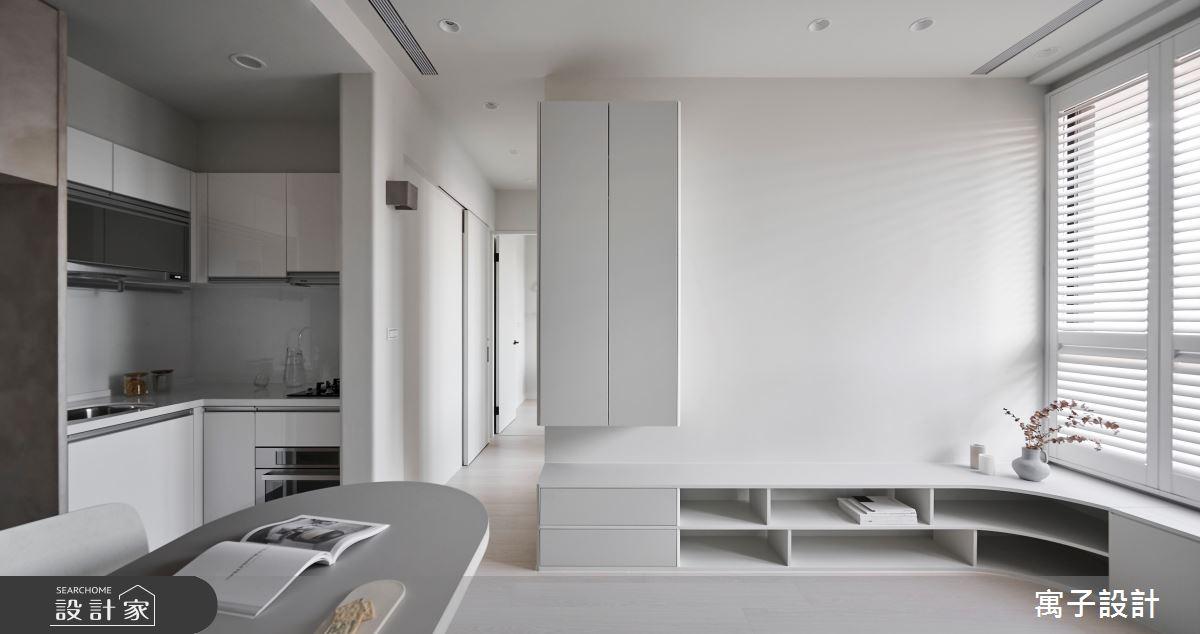15坪新成屋(5年以下)_北歐風案例圖片_寓子設計_寓子_萌生之4