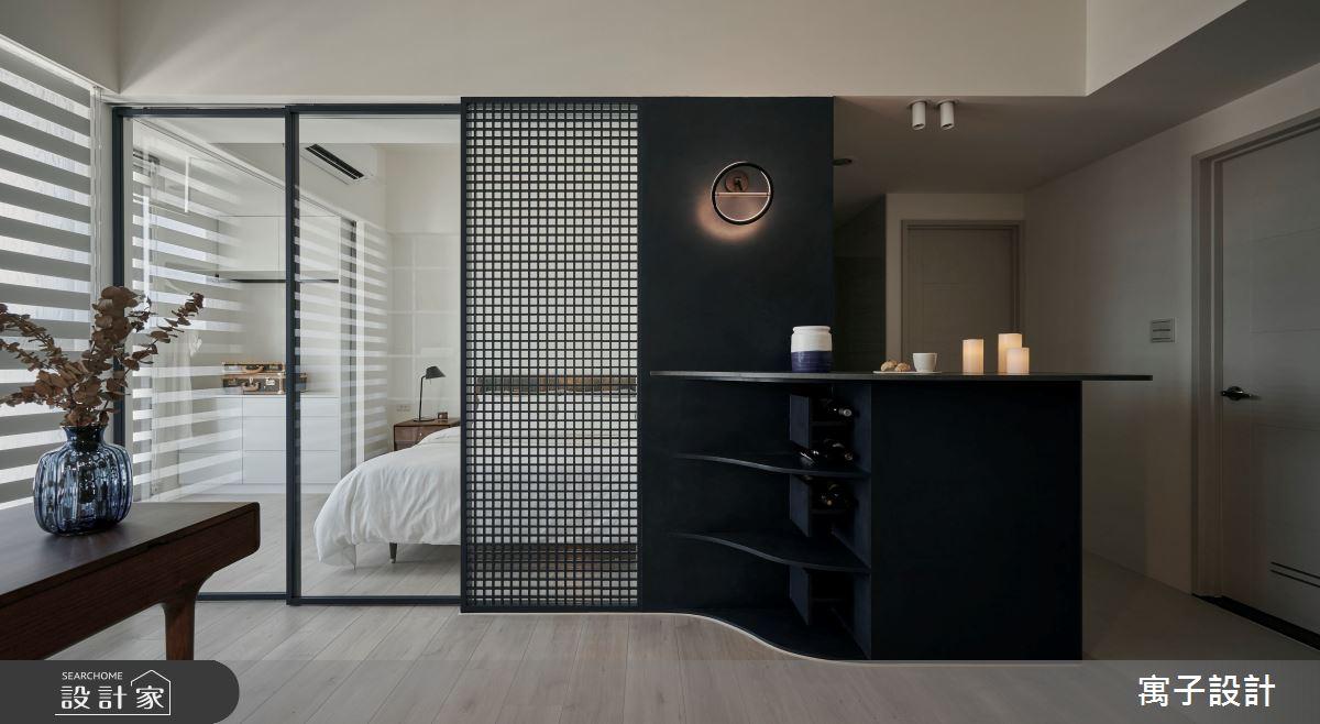 16坪新成屋(5年以下)_北歐風案例圖片_寓子設計_寓子_漂流銀河之3