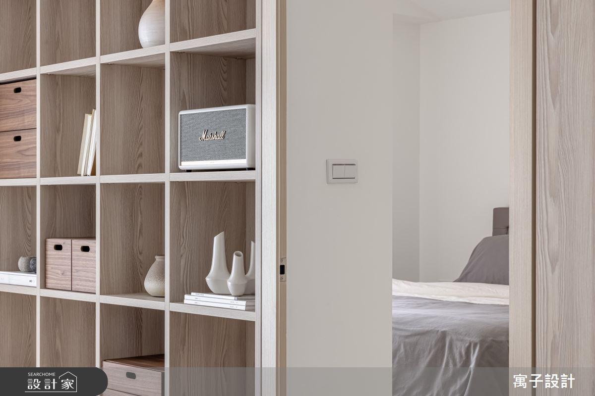 20坪新成屋(5年以下)_北歐風案例圖片_寓子設計_寓子_禾禾之4