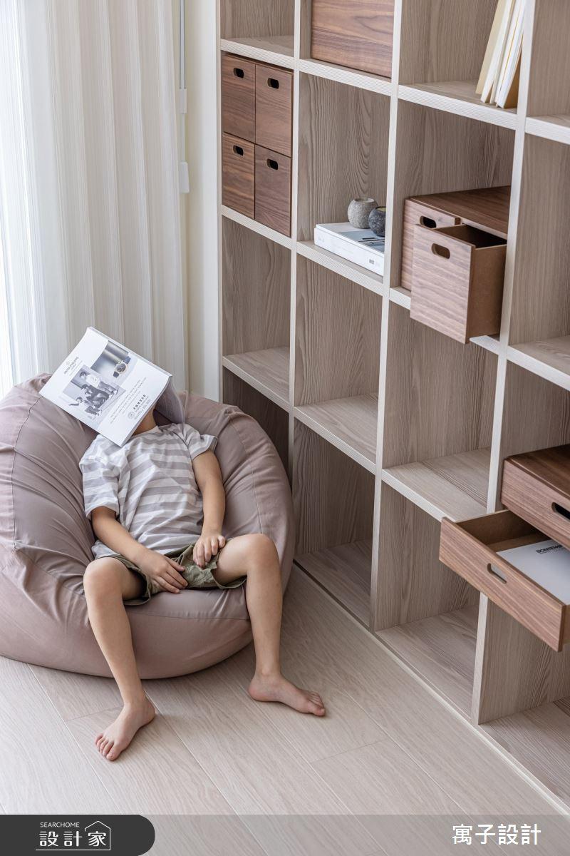 20坪新成屋(5年以下)_北歐風案例圖片_寓子設計_寓子_禾禾之10