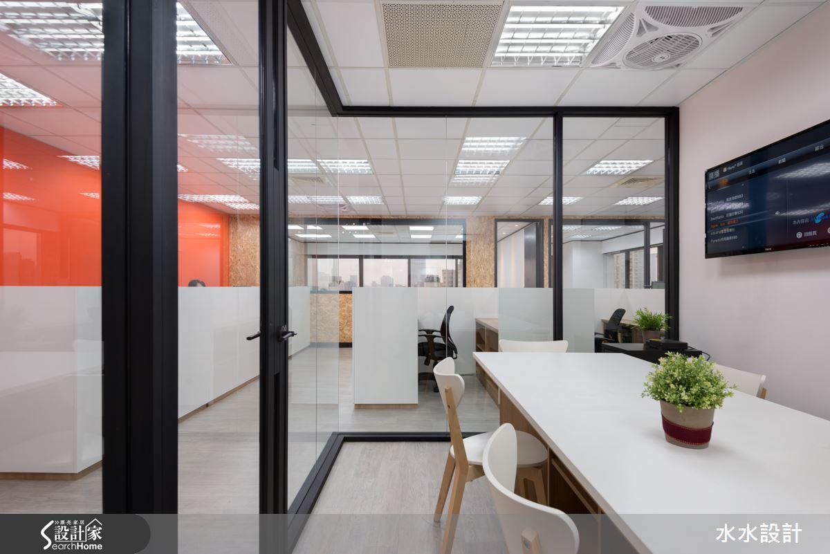 一抹明麗 HERMES 鮮橘 打造好 Young 精品辦公室!