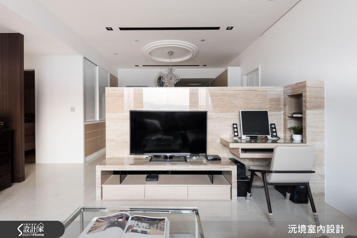 30坪新成屋(5年以下)_現代風案例圖片_沅境室內裝修設計有限公司_沅境_01之2