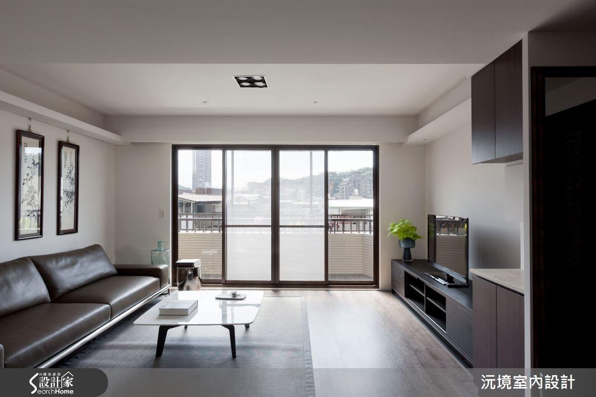 34坪老屋(16~30年)_混搭風案例圖片_沅境室內裝修設計有限公司_沅境_04之3