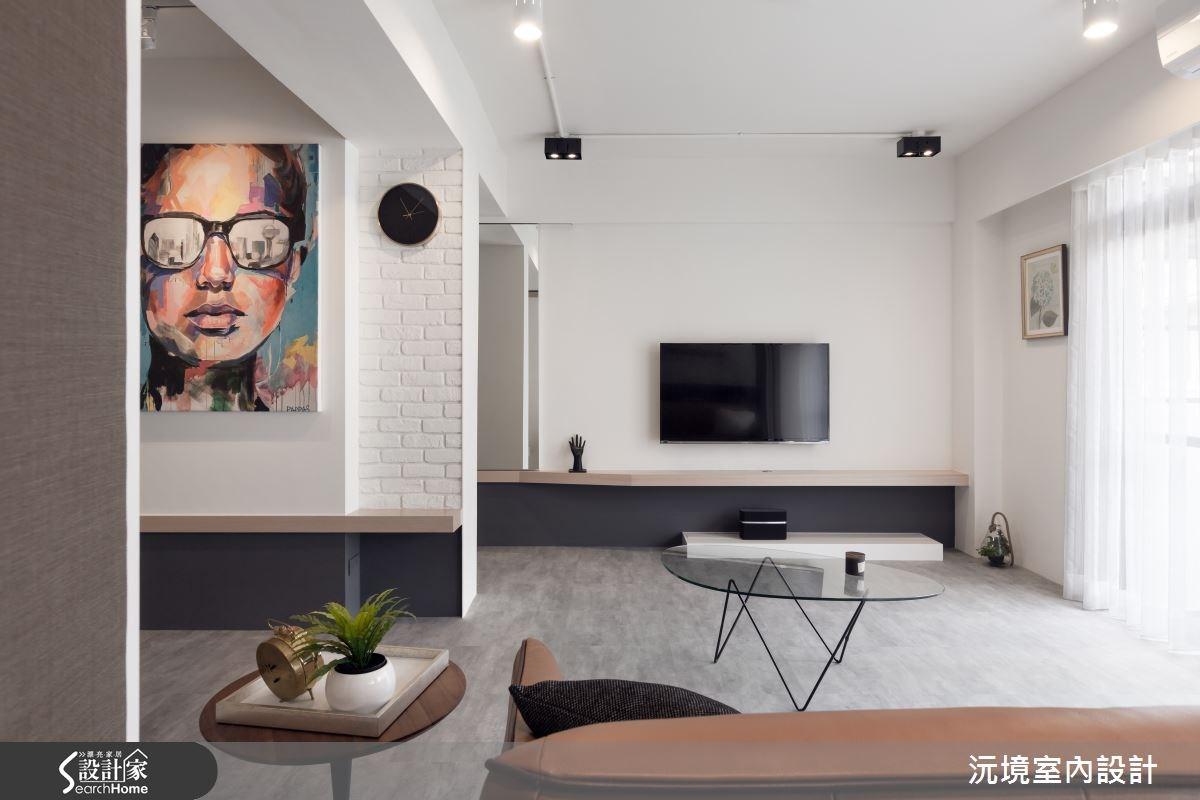 20坪老屋(16~30年)_現代風案例圖片_沅境室內裝修設計有限公司_沅境_06之8
