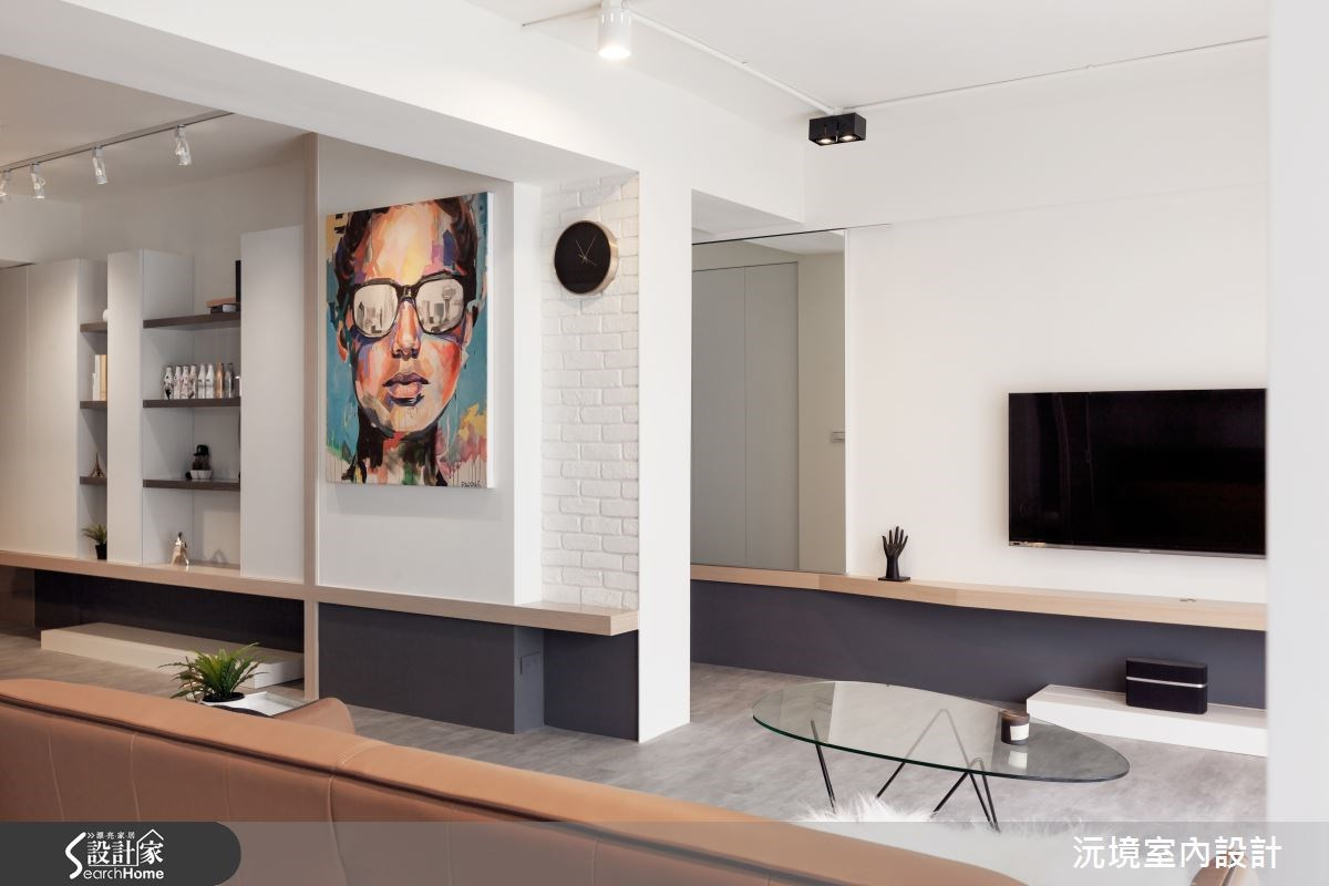 20坪老屋(16~30年)_現代風案例圖片_沅境室內裝修設計有限公司_沅境_06之9