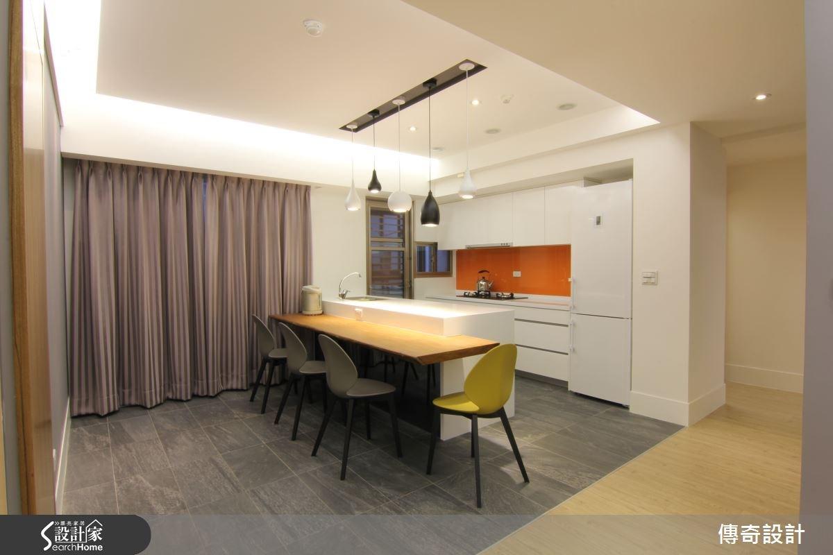 28坪中古屋(5~15年)_現代風案例圖片_傳奇室內裝修設計有限公司_傳奇_04之4