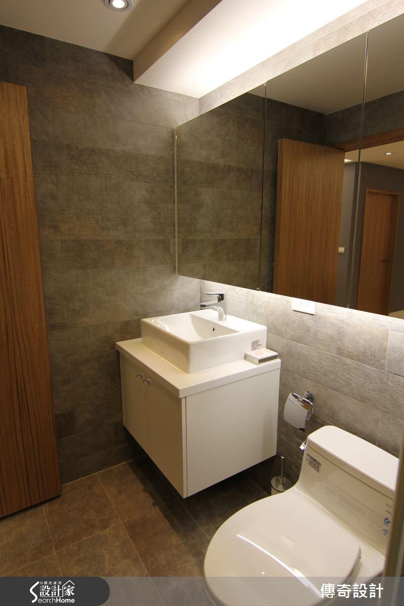 28坪中古屋(5~15年)_現代風案例圖片_傳奇室內裝修設計有限公司_傳奇_04之5