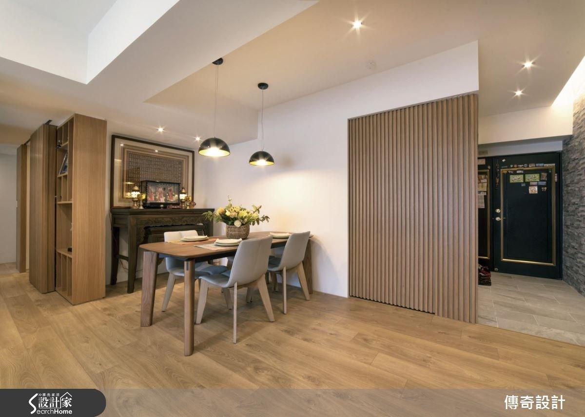 40坪老屋(16~30年)_現代風案例圖片_傳奇室內裝修設計有限公司_傳奇_07之3