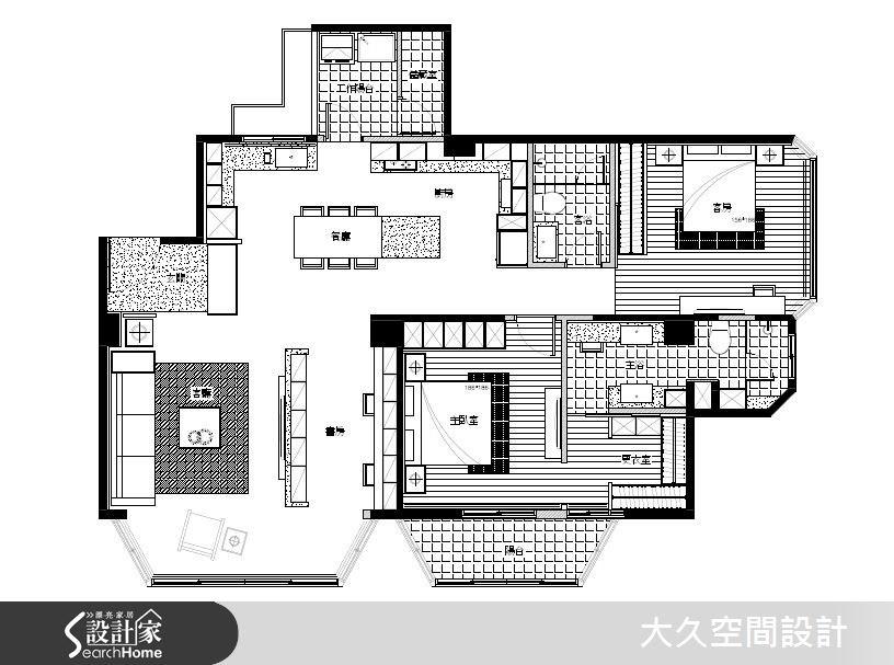老屋(16~30年)_簡約風案例圖片_大久空間設計有限公司_大久_01之16